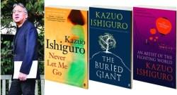 Kazuo Ishiguro | Noble Prize 2021 | fictionistic | Literature