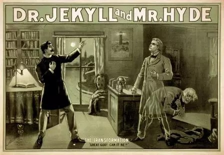 Strange Case of Dr. Jekyll and Mr. Hyde (1886)