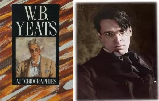 My Grandfather Willian WB Yeats Autobiography