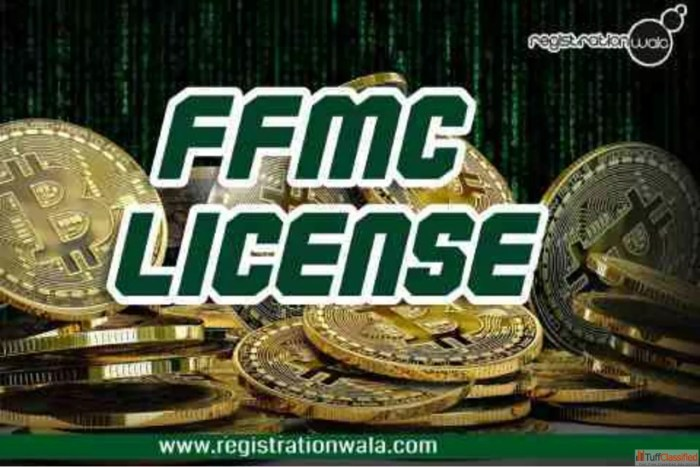, How to file an FFMC License Application