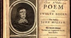 Adam and Eve Paradise Lost by John Milton