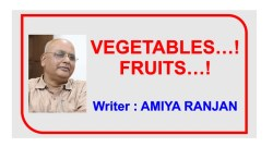 VEGETABLE ,FRUITS