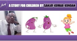 THE BRINJAL AND THE LITTLE GIRL