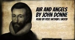 Air and Angels John Donne Poem