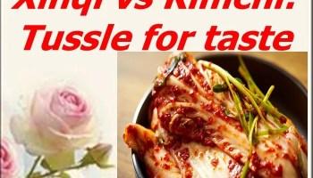 Xinqi vs Kimchi