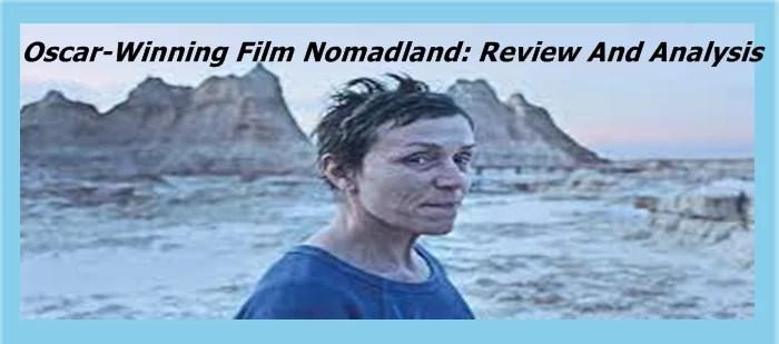 Oscar-Winning Film Nomadland