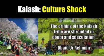 Kalash Culture Shock