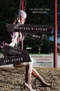 thirteen reasons why, 13 reasons why, thirteen reasons why book, thirteen reasons why jay asher, thirteen reasons why original, thirteen reasons why netflix, watch thirteen reasons why, ya books, young adult books, sexual assault books, ya fiction, ya book magazine, fictionist, fictionist magazine,