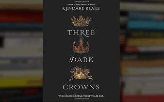 Three Cheers for 'Three Dark Crowns' by Kendare Blake
