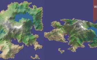 Writing Tip: Creating Unique World Maps