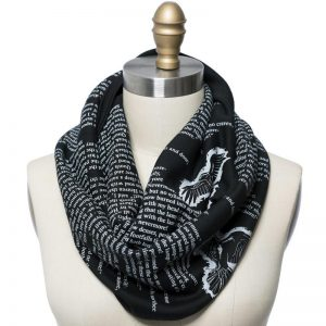 The Raven Scarf