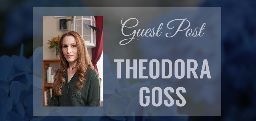 Theodora Goss on drainpipes and worldbuilding