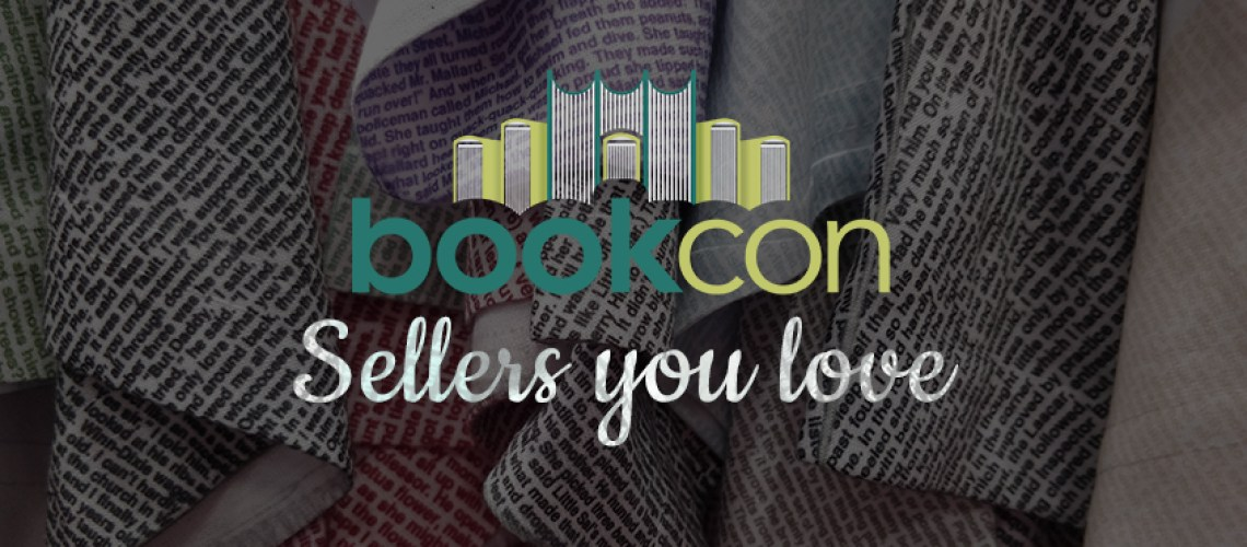 Bookish Buys From BookCon (Without the Lines!)