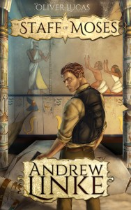 Staff of Moses by Andrew Linke