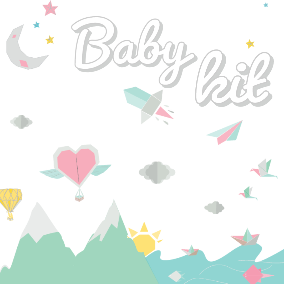 Check out our Baby Kit!