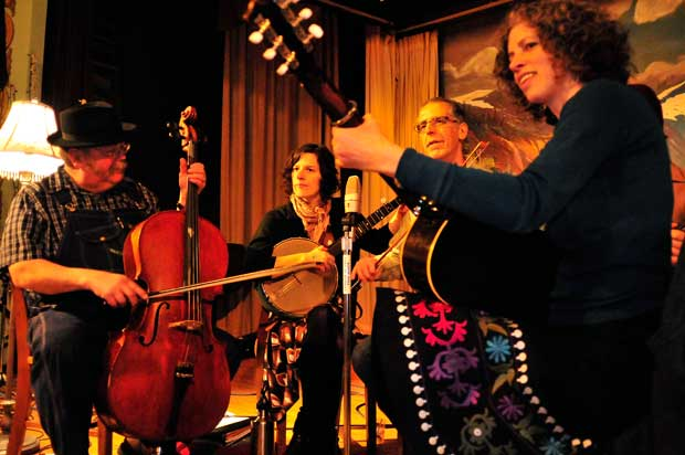 Portland Old Time Music Gathering