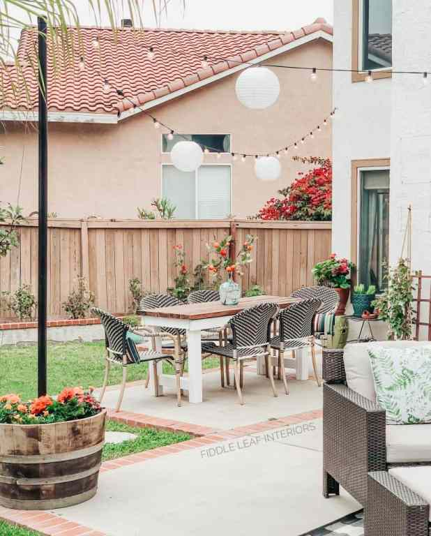 spring decor ideas for your outdoor space