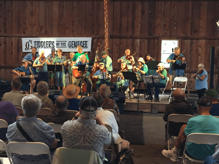 FOG Performs at the Genesee Country Village & Museum Fiddler's Fair