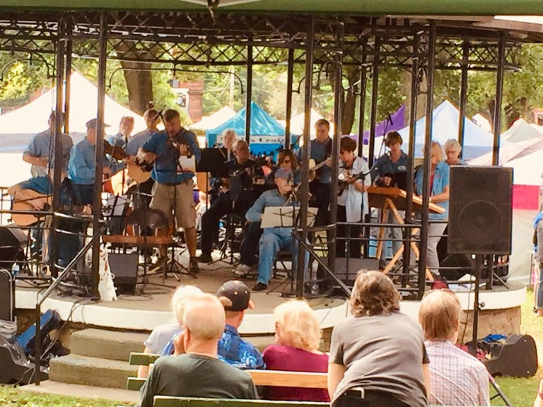 FOG Performs at Palmyra Canaltown Days Festival
