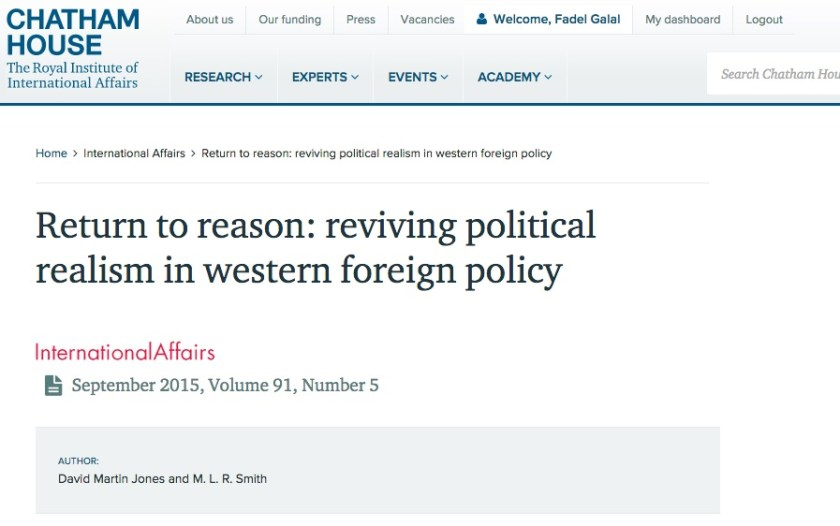 Return_to_reason__reviving_political_realism_in_western_foreign_policy___Chatham_House
