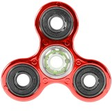 Fidget Spinner High Speed, Chrome rot