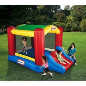 Little Tykes Shady Jump n' Slide Bouncer