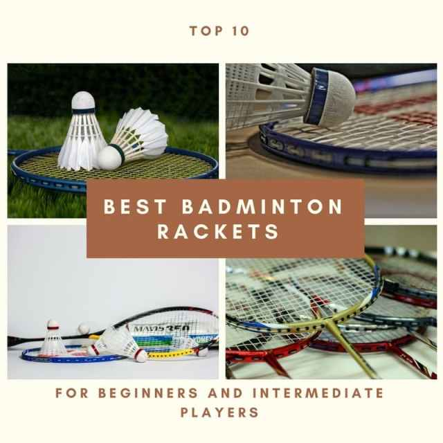 10 Best Badminton Rackets For Beginners And Intermediate Player In 2018 – Reviews And Buyer's Guide