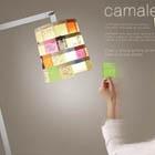 Cameleón - lámpara de oficina