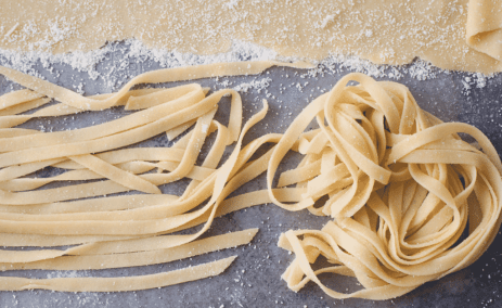 Flours and pasta