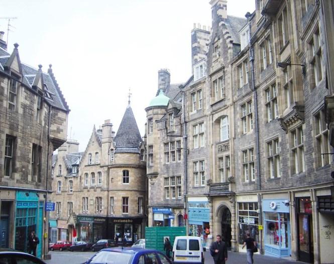 Rejseret 2017 starter med Edinburgh Jeg kan mrke det bliverhellip