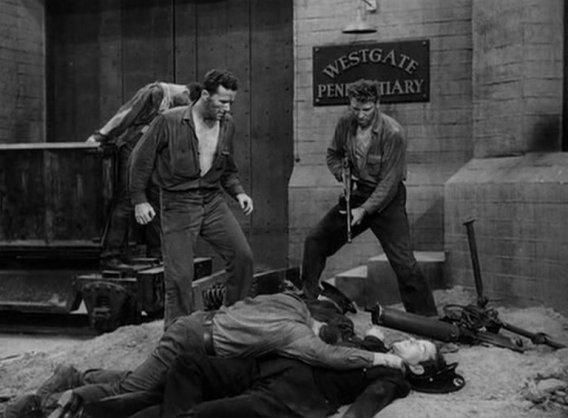 Fuerza Bruta con Burt Lancaster fuerza bruta Fuerza Bruta brute force prison burt lancaster