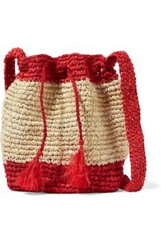 Antik Batik | Jinga raffia shoulder bag EUR 66