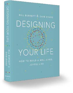 Image of the Designing Your Life book