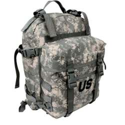 how to pack a rucksack army