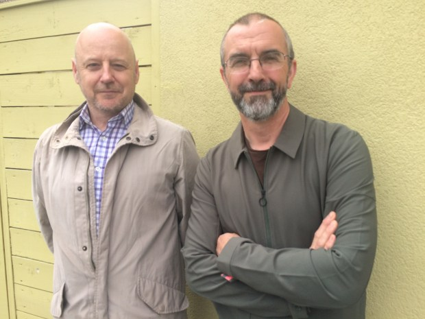 Film researchers Tony Tracy and Roddy Flynn