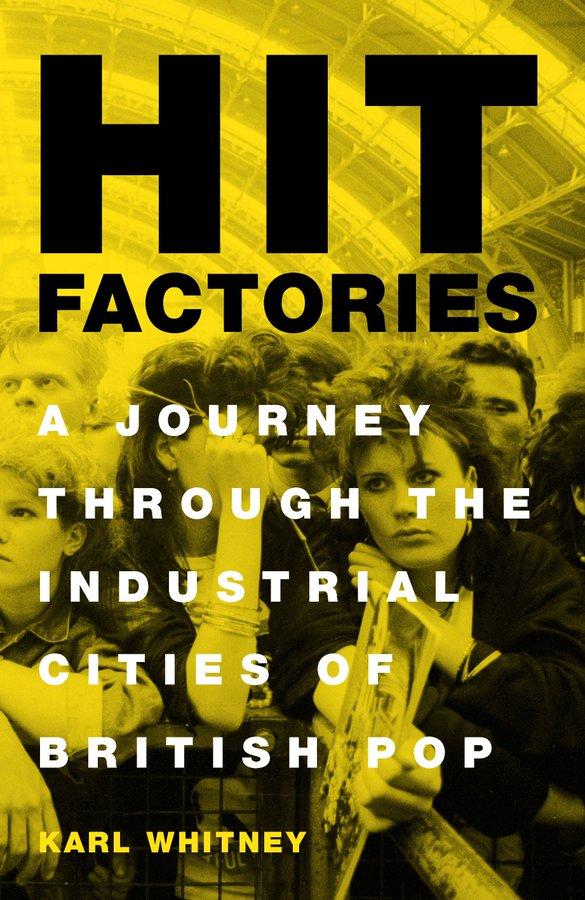 Book cover, Hit Factories