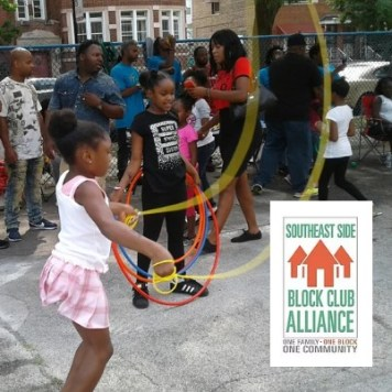 Southeast Side Block Club Alliance