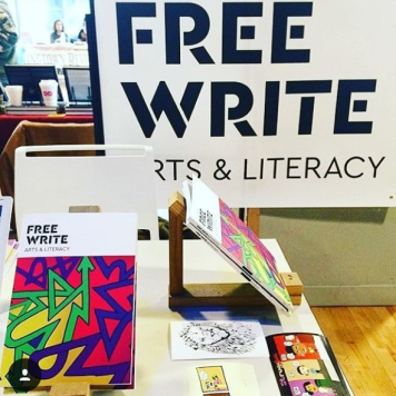 Free Write Arts & Literacy NFP
