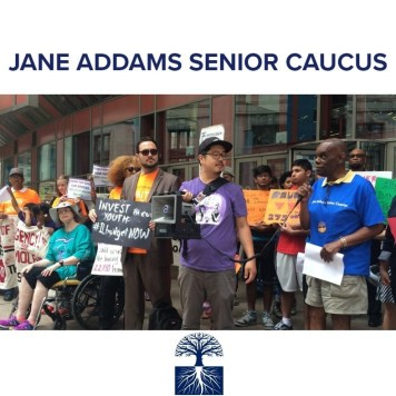Jane Addams Senior Caucus