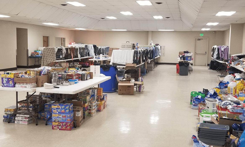 Camp Fire Evacuation Center – Day Four