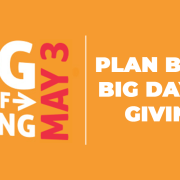 Plan B for the BIG Day of Giving