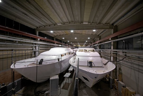 Yacht Build Supervision of sail & Motor Yachts