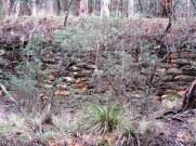 Wall on Eaton's Dam