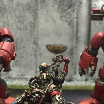 Warhammer Unit Focus: Kastelans
