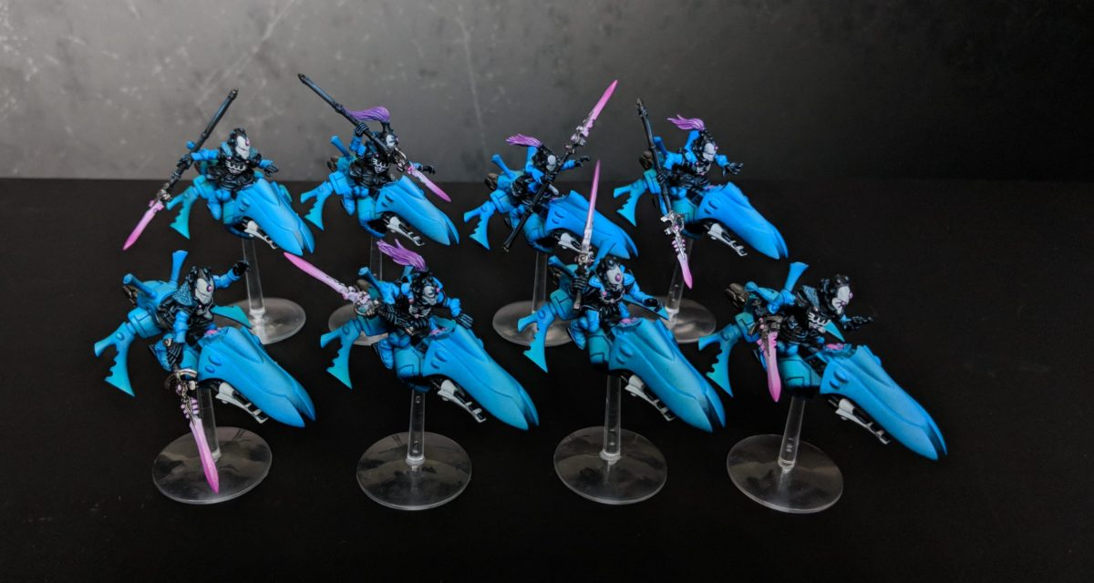 Warhammer Unit Focus: Shining Spears