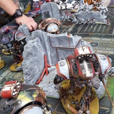 After Action Report: Warp Breach!!!(40k RTT)