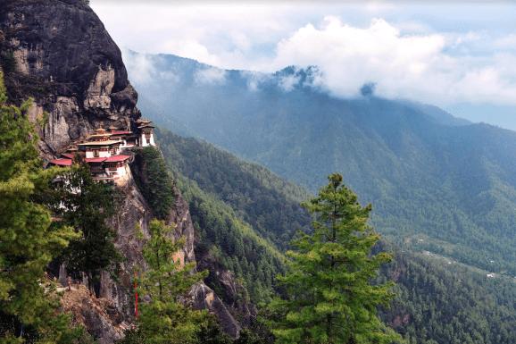 Tiger's Nest Monastery, Chris Urban ©