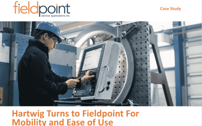 Hartwig Turns to Fieldpoint For Mobility and Ease of Use