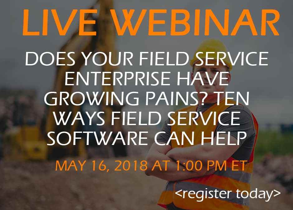 What Can You Expect from Our Field Service Management Software Webinar?