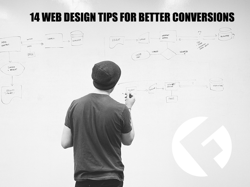 14 Web Design Tips For Better Conversions